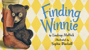 Pizza in the Park with Pooh: An Evening with Finding Winnie Author Lindsay Mattick