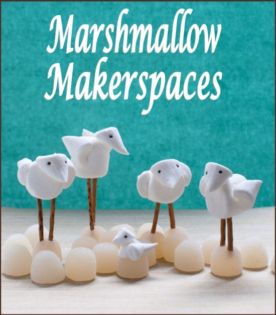 Marshmallow Madness Makerspace