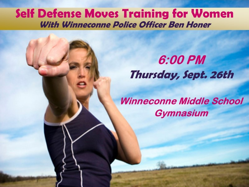 Self Defense Moves Training for Women